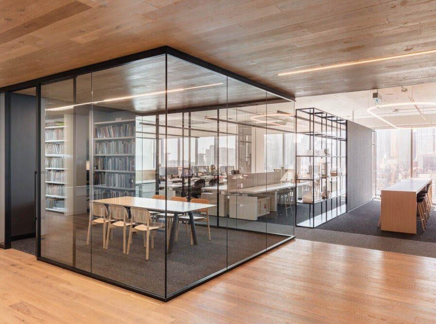 Thiết kế văn phòng 400-600m2