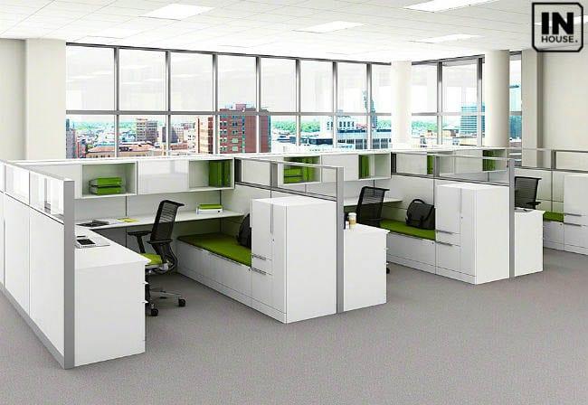 Thiết kế văn phòng riêng tư