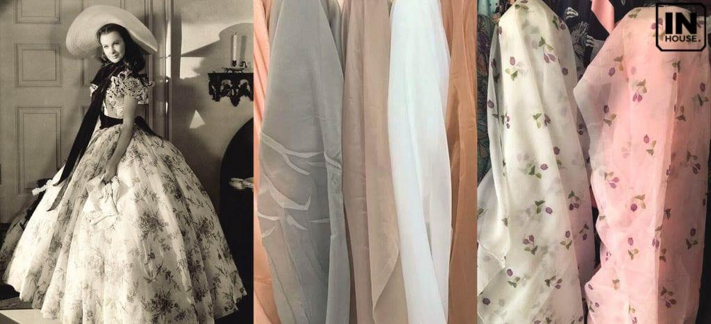 Trang phục vải voan