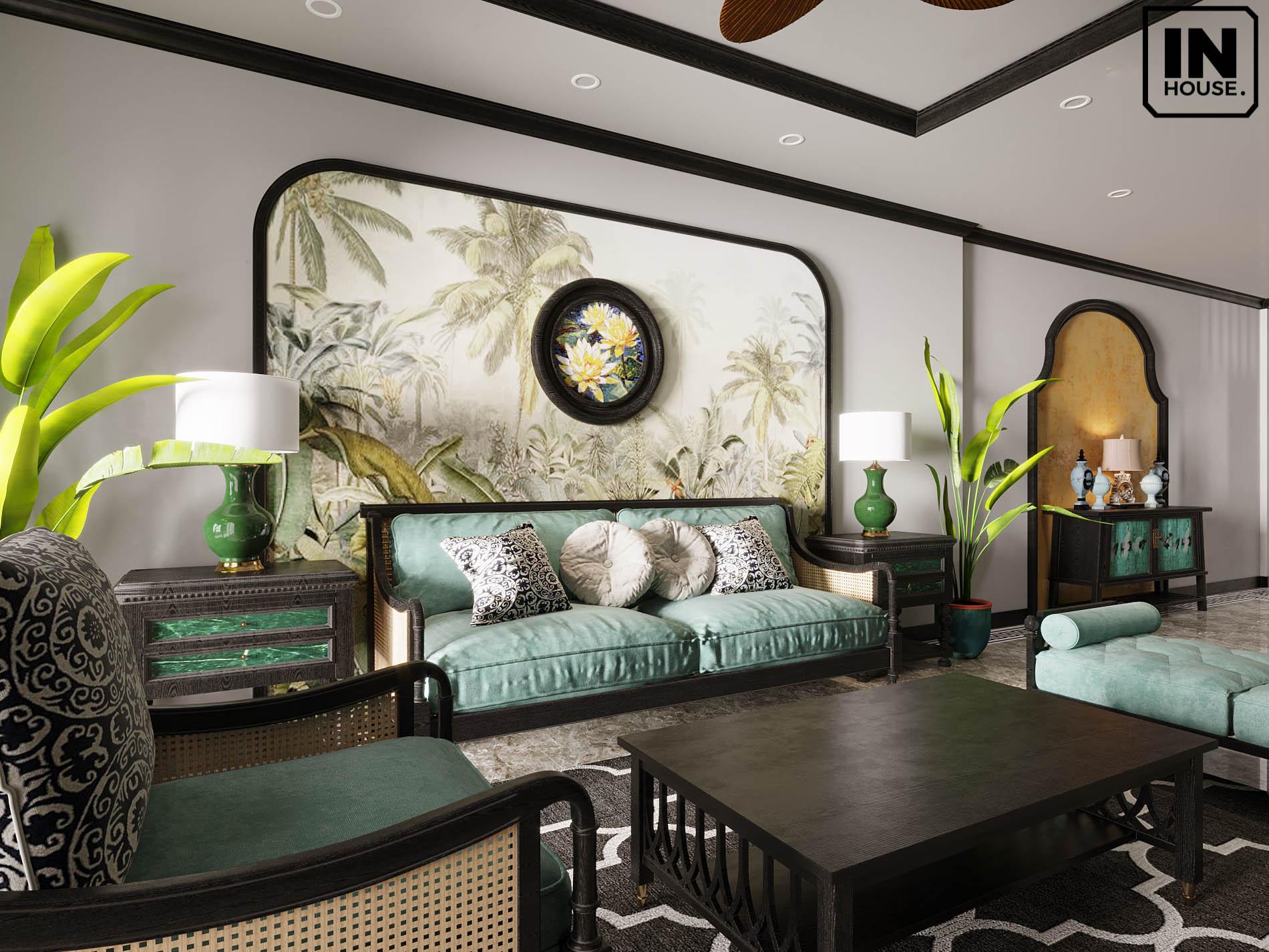 Phong Cách Đông Dương (Indochine Style)