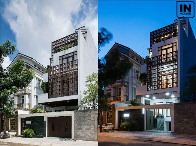 Thiết kế biệt thự phong cách Indochine Style
