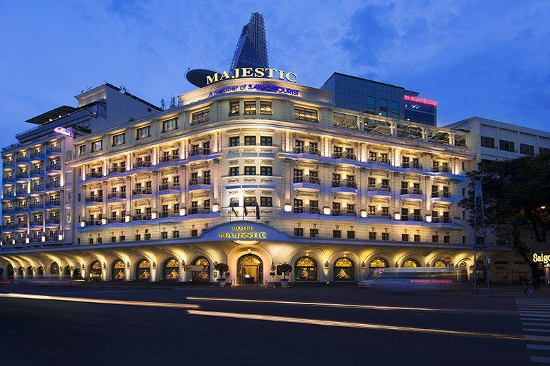 Khách sạn 5 sao ( Nguồn ảnh: Internet )