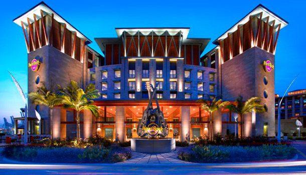Mặt tiền khách sạn ( Nguồn ảnh: Internet )