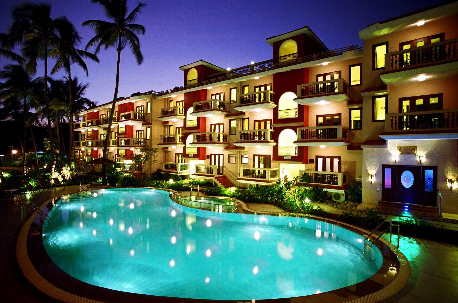 Khách sạn nghỉ dưỡng ( Nguồn ảnh: Internet )