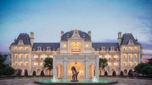 Thiết kế khách sạn cổ điển (Nguồn ảnh: Internet)
